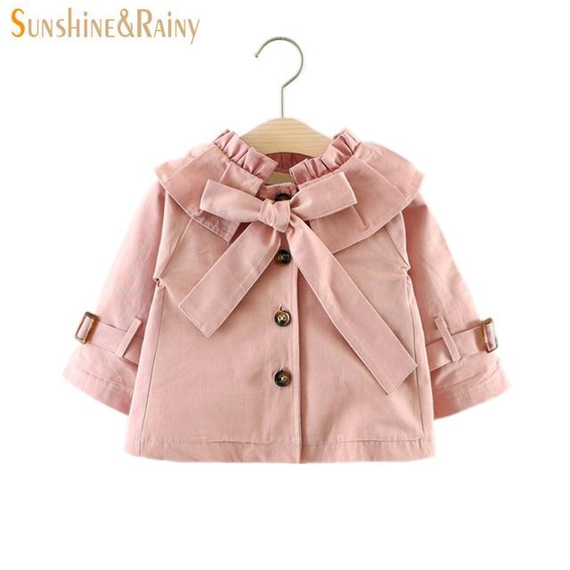 1af4ef04a36d Sunshine   Rainy Windbreaker For Girls Baby Girls Jackets Brand ...