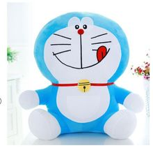 new lovely stuffed naughty doraemon toy plush doraemon doll perfect gift about 50cm