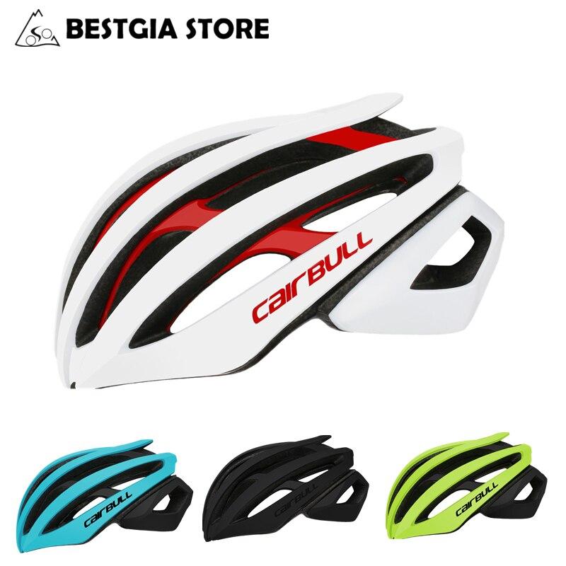 Cairbull SLK20 New Cycling Helmet Ultralight Racing Bike Helmet Men Women Sports Safety MTB Road Riding Bicycle Helmets M/L 2019