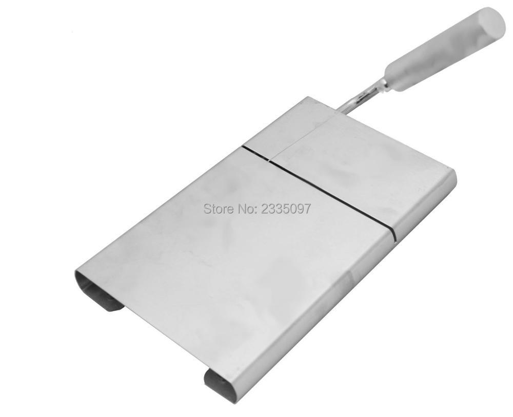 Stainless steel cheese board with slicer wire,cheese slicer /cheese ...