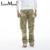 2016 Hombres de la Marca de Ropa de Camuflaje Del Ejército de Carga Pantalones Casuales Masculinos Hombre Pantalon Homme Militar Estilo de Personalidad Pantalones