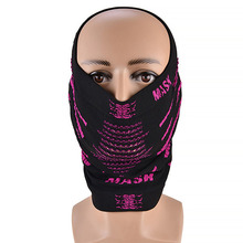 Men Women Anti Cold Ski Mask Warm Portable Bicycle Bike Cycling Sports Half Face Mask Neck With Ear Hole