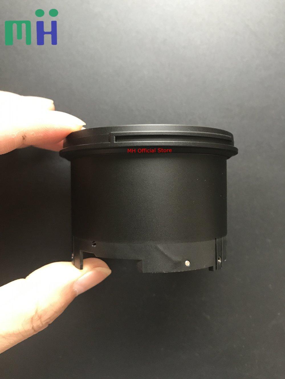 Nouveau Original 18 140 objectif baril capot fixe anneau filtre anneau UV baril unité 10P1T pour Nikon 18 140 lentille réparation partie-in Pièces d'objectif from Electronique    1
