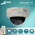 Security CCTV POE 30 IR Outdoor Waterproof Vandal-proof Dome Onvif H.264 2.0 Megapixel 1080P Network IP Camera
