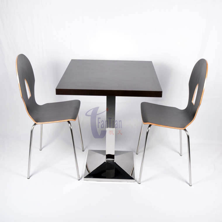 Factory Outlet restaurant furniture tables chairs class furniture