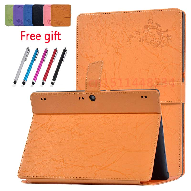 все цены на For Lenovo Tab 2 A10 70F Shockproof stand Leather Case Cover For Tab2 A10-70 70 A10-70F A10-70L Tablet Protective shell skin+pen онлайн