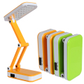hot 5pcs/lot LED Foldable Charging Desk Lamp with 24 LED Lights