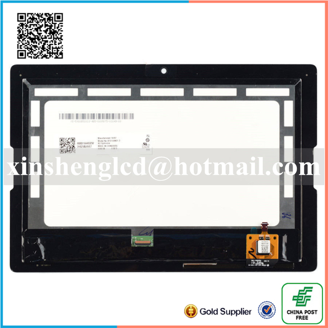 New Original For Lenovo A10-70 A7600 LCD Display+Digitizer Touch Sreen Glass Panel Lens Assembly Replacement