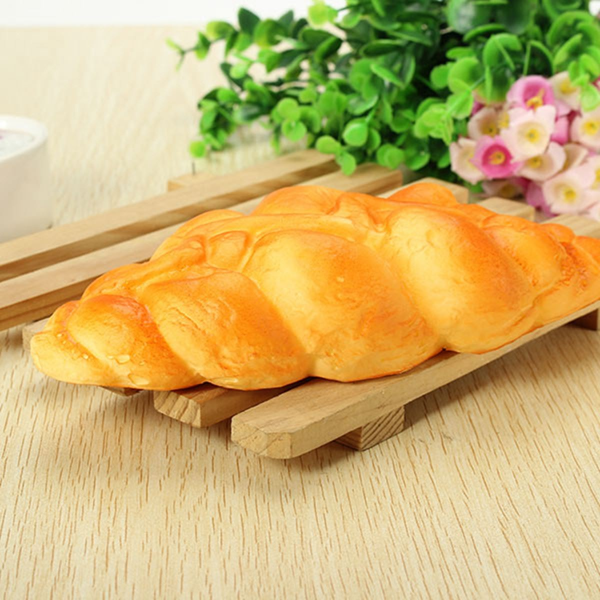 Kawaii Squishying Simulation Bread Fun Toys Soft Decoration Novelty Slow Rising Toys Gift For Children Adult