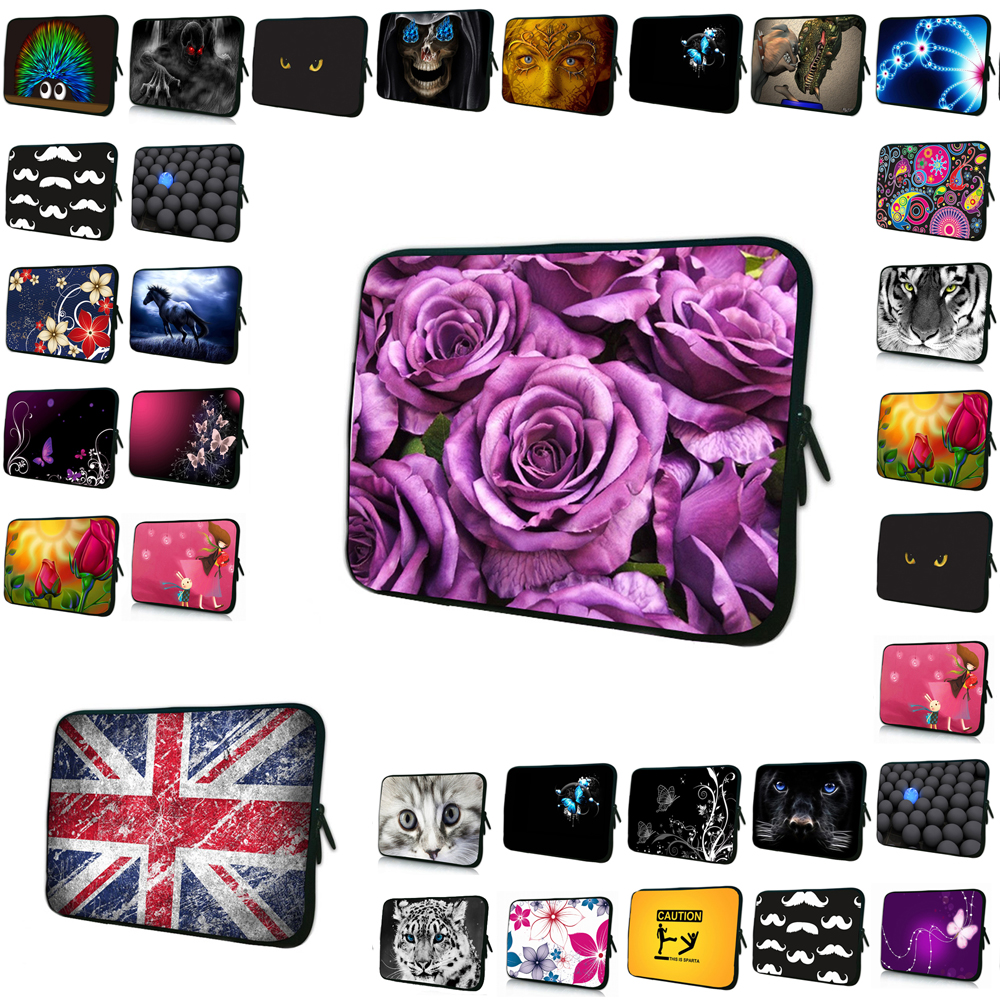 Viviration Bag Cover For Macbook Air 11 13.3 Pro 15.4 Dell XPS 11 13 14 15 Neoprene 7 10 ...