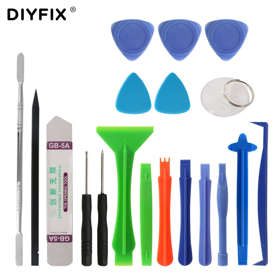 diyfix-19pcs-phone-repair-tool-kit-metal-pry-bar-mobile-phone-disassemble-tools-kit-for-iphone-samsung-pc-diy-hand-tools-set
