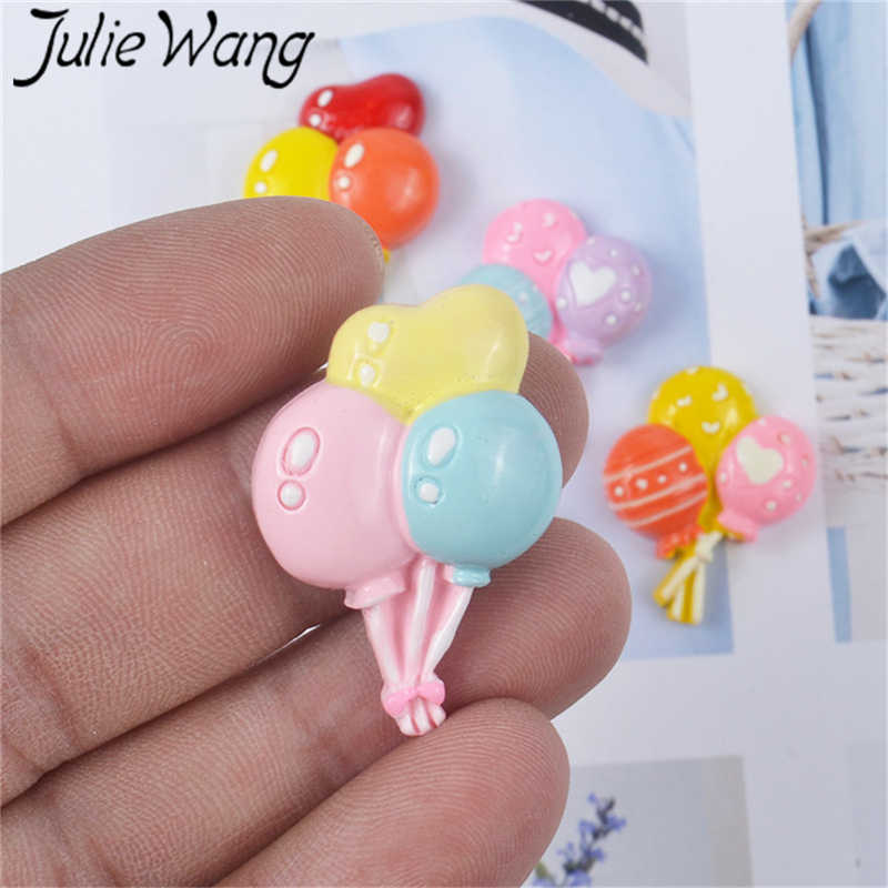 Resin Cup Cake Pendants Charms Links With Iron Findings Jewelry Making 30~32mm