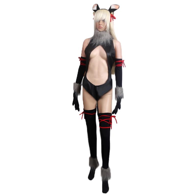 Fate/kaleid liner Prisma Illya Iriya Cosplay Costume Uniforms Suit+Neck+Gloves+Socks+Shoe Covers Custom-made fate kaleid liner prisma illya magical ruby illyasviel von einzbern figure
