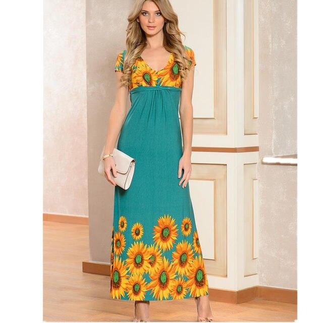 Retro Long Dresses