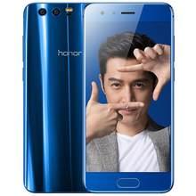 Global Rom Honor 9 4G Lte Smart Telefoon Kirin 960 Octa Core Android 7.0 5.15