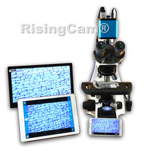 5.0MP HD 1080p HDMI 60fps SONY imx178 sensor WiFi HDMI output digital microscope camera