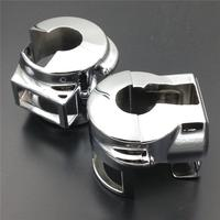 For Motorcycle Honda VTX 1800 model C / R / S / F / N 2002 2007 CHROME Switch Housing Cover