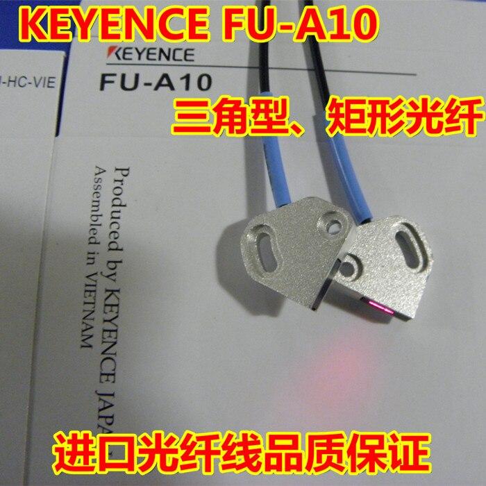 Free Shipping     FU-A10 FU-A05 FFT--A10 Triangular Region For The Reflection Optical Fiber Sensor