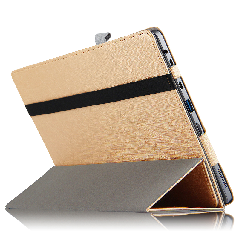 Ultra Slim Mangetic Closure Silk Grain Flip Stand PU Leather Cover For CUBE iwork1x iwork 1x i30 Z8350 11.6 Tablet Book Cover