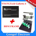 V54 FGTech Galletto 4 Master BDM-OBD Function FG tech V54 BDM Support BDM Function Fg tech Plus BDM FRAME With Adaptors Set