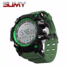 Viscoso XR05 Smartwatch Relógio Inteligente Profissional de Esportes de Mergulho relógio de Pulso de Telefone Bluetooth Mensagem Push 30 Metros À Prova D' Água IP67