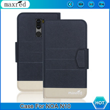 5 Colors ! NOA N10 Case 2019 High Quality Flip Ultra-thin Luxury Leather Protective Case For NOA N10 Cover Phone gauguin paul noa noa