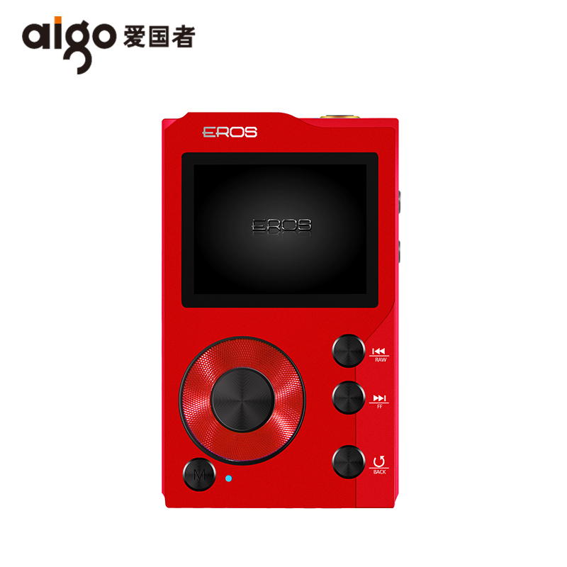 Aigo EROS K bluetooth 4.0 Sans Perte Hifi MP3 Lecteur Mini HiBilink DSD DAC AXU Audio Lecteur de Musique Support USB OTG 128 GB TF