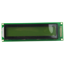 24x2 2402 24*2 символьный ЖК-модуль желтый зеленый светодиодный фон с подсветкой