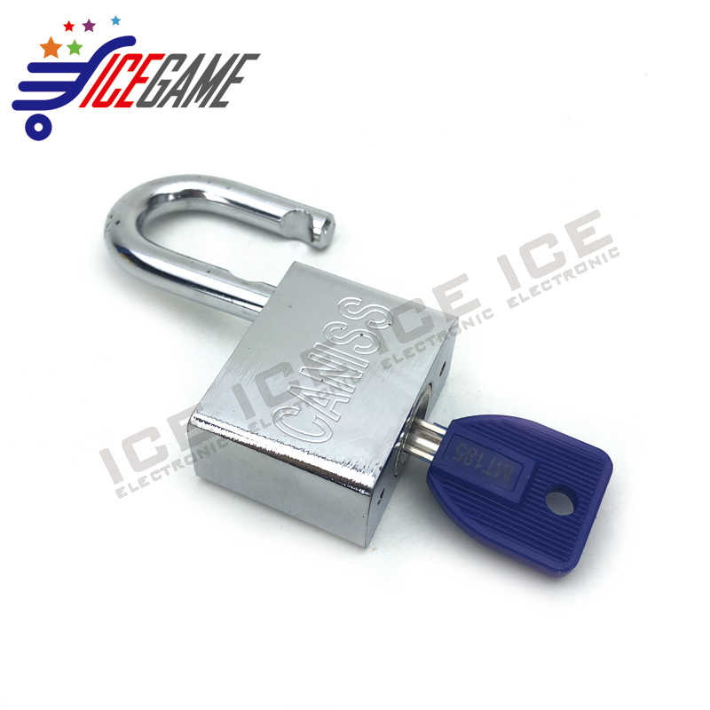 핀볼 기계/슬롯 게임/카지노 기계 도어 잠금/동전 운영 캐비닛에 대 한 높은 품질 40mm 아케이드 게임 기계 자물쇠