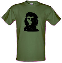 PLANET OF THE APES CORNELIUS Che Guevara Style Heavy Cotton t-shirt SIZES S-XXL Harajuku Tops Fashion Classic