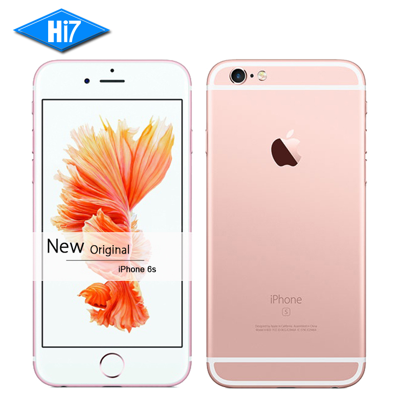 New Original Apple iPhone 6S 4 7 2GB RAM 16GB ROM Mobile phone Dual Core 12