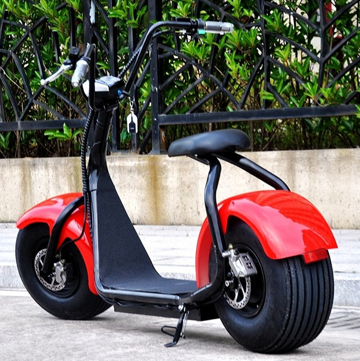 big wheel electric two seat harley scooter 1000w 36v 48v motorbike in self balance scooters from. Black Bedroom Furniture Sets. Home Design Ideas