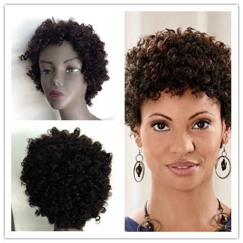 New Fashion Cabelo Hair Wigs 100% Remy Unprocessed