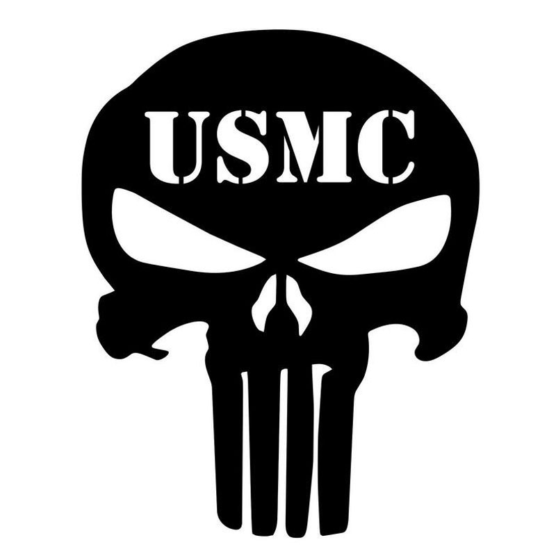 Online Get Cheap Usmc Decals For Cars Aliexpresscom Alibaba Group - Car sticker decals