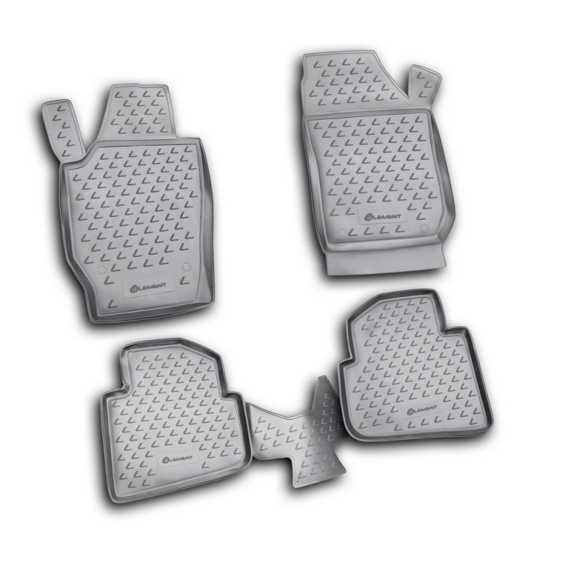 Mats in the salon For SKODA Roomster 2006->, 4 PCs (polyurethane) tcrt5000 reflective infrared sensor photoelectric switches 10 pcs