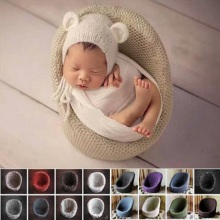 AuFertile Little Baby Photo Props Newborn Photography