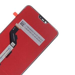 Image 3 - מקורי LCD עבור שיאו mi mi 8 לייט LCD תצוגת מסך מגע digitizer תחליף mi 8X mi 8 לייט זכוכית פנל ערכת תיקון
