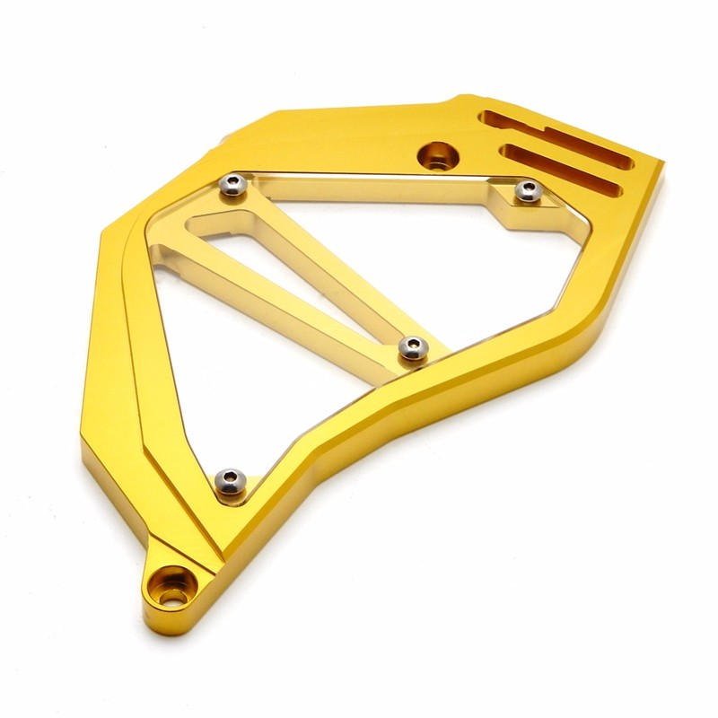 For Honda NC700X NC700S NC750X NC750S 2012-2016 Front Sprocket Cover Sprocket Chain Guard Cover Protector 6061-T6 Aluminum Alloy (9)