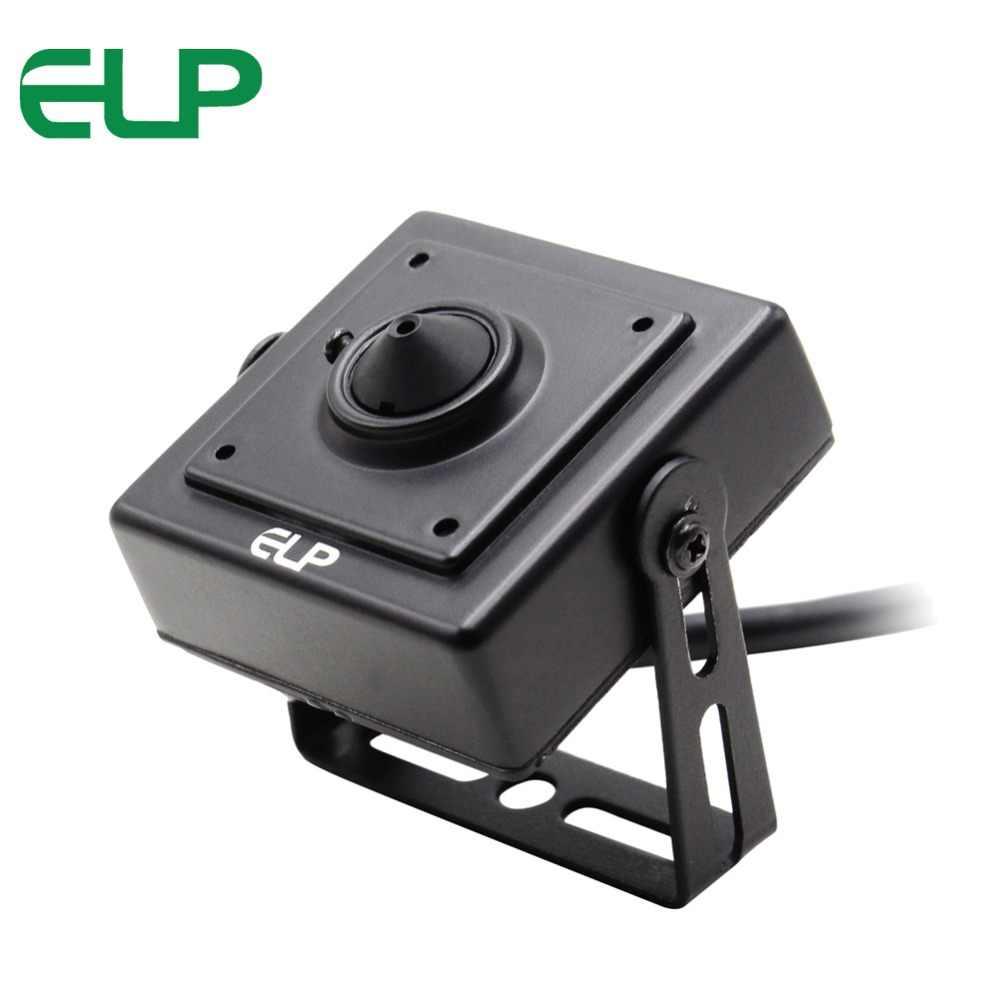 1080p Black 3 7 Mm Lens 1 2 8 Sony Imx322 P2p Onvif Synology