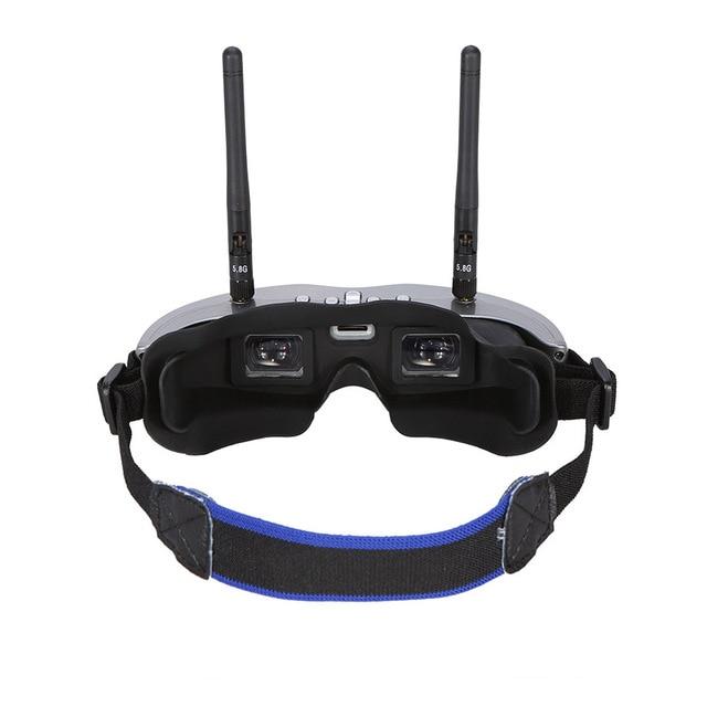 GS922 5.8G 32CH FPV Goggle Dual Diversity Binocular FPV Glasses