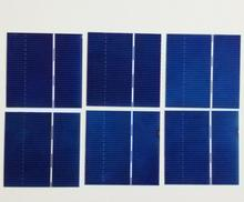 MSL Solar Cell 2″ x 2″ Top Quality 0.43W 0.5V CE TUV Photovaltaic Silicon Solar Cells for DIY solar panel and Battery Charger