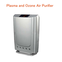 1pc 16W Portable Air Purifier For Home Office With Purification Remote Control GL 3190