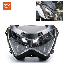 For Kawasaki 2012 ZX800 ZX 800 13-15 Z300 Z250 Motorcycle Front Headlight Head Light Lamp Headlamp CLEAR 2013 2014 2015 motorcycle headlight front headlamp light fits 2013 2014 for kawasaki z800 z250 dedicated
