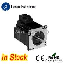 Leadshine Гибридный Мотор Сервопривода 573HBM10 (обновлено от 57HS10-EC) 1.8 градусов 2 Фаза NEMA23 кодер 1000 линии и 1 нм крутящего момента