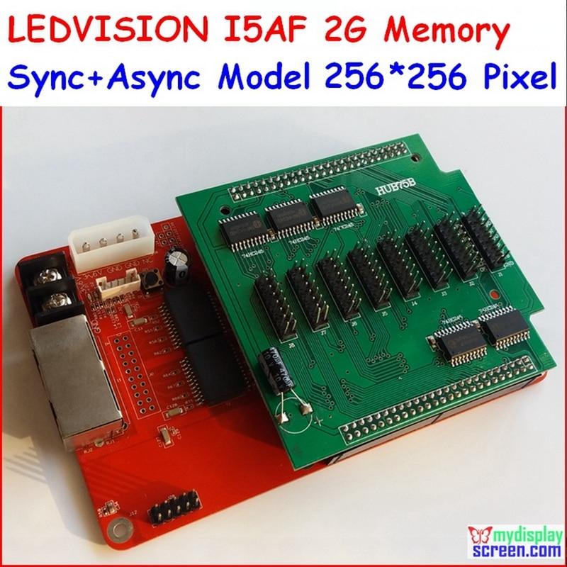 full color rgb controller 256 256pixel 1 16 1 8 1 4 1 2 2G memory