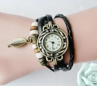 Multicolor-High-Quality-Women-Genuine-Leather-Watch-Bracelet-3