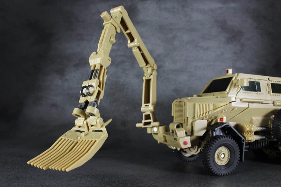 Oyuncaklar ve Hobi Ürünleri'ten Aksiyon ve Oyuncak Figürleri'de TF robot oyuncaklar Dönüşüm TANRı 09 GOD09 Bonecrusher Film Lideri Sınıf Action Figure Koleksiyon Çocuklar Hediye'da  Grup 2
