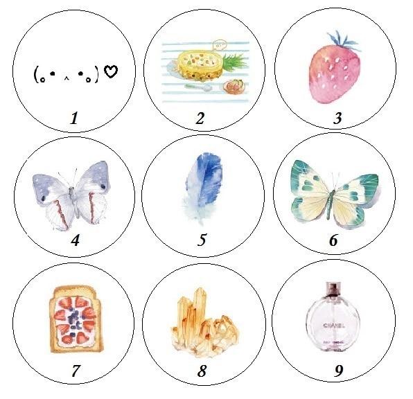 ⊰¡ Nuevo! Frutas/mariposa/Plumas/diamantes patrón japonés washi ...