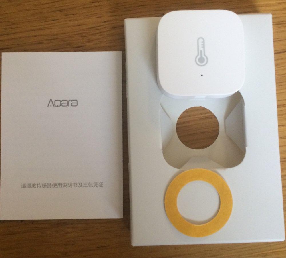 Sensor temperatura AQara