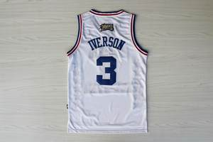 207e7723ef63 Allen Iverson  1 Tracy McGrady 2003 all star game Basketball Jersey